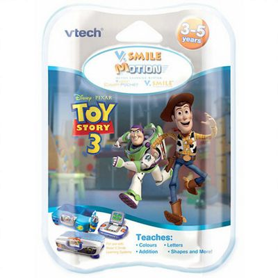 VTech V.Smile Toy Story 3 Learning Game
