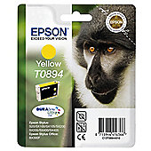 Epson T0894 Printer Ink Cartridge - Yellow