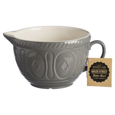 Mason Cash Baker Lane Grey Batter Bowl