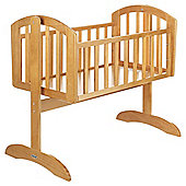 Obaby Sophie Swinging Crib, Country Pine