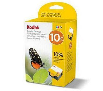 Kodak 10C Colour Ink Cartridge - Colour