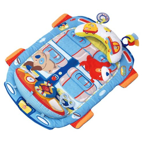 Bright Starts Tummy Cruiser Baby Playmat