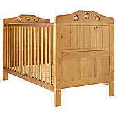 Obaby Lisa Cot Bed, Country Pine