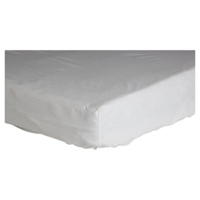 Tesco Waterproof Mattress Protector, Cot Bed