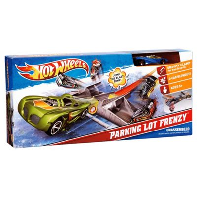 Hot Wheels Gravity Track Set