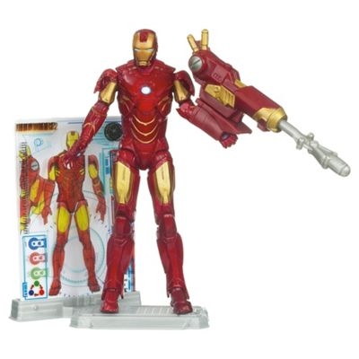 Iron Man C1 Mark IV 3.75