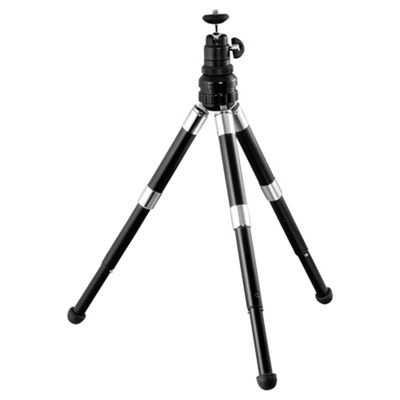 Hama Table-Top Tripod with Removable Telescopic Tube