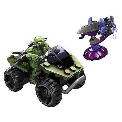 Mega Bloks Halo Wars UNSC Mongoose