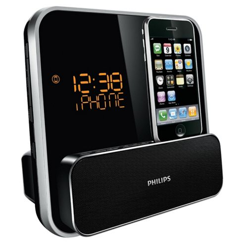 Philips DC315 clock radio with iPod/iPhone Dock