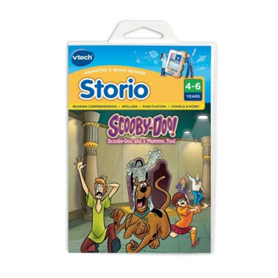 VTech Storio Scooby-Doo! Software