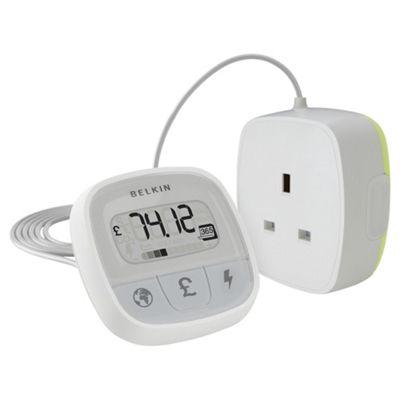 Belkin Energy Saving Insight Energy Cost Monitor