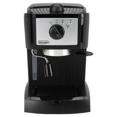 DeLonghi EC152 Pump Multi Beverage Coffee Machine - Black