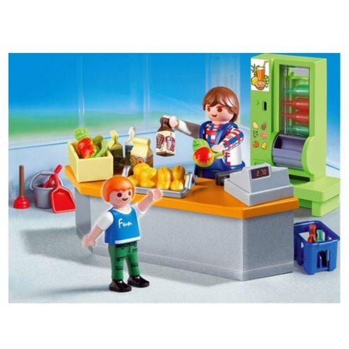 Playmobil School Cafeteria