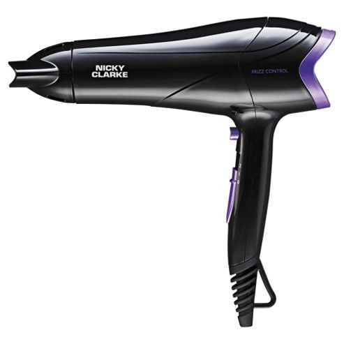 Nicky Clarke Frizz Control NHD177 2200W Hair Dryer