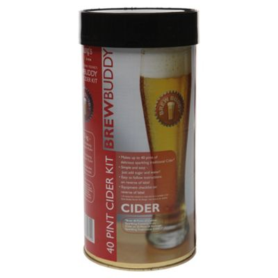 BrewBuddy Cider Kit, 40 pints