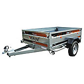 Erde Classic 213.2 Trailer (supplied for self assembly)