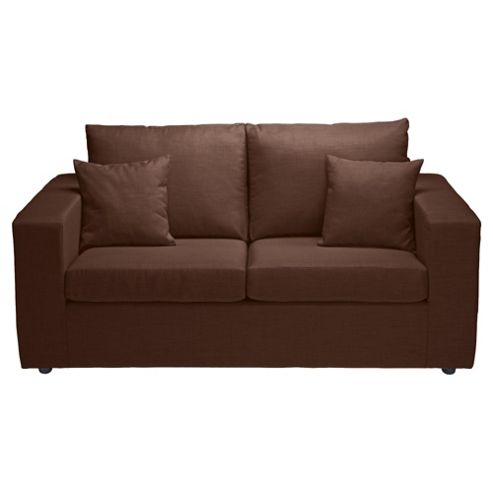 Maison Fabric Sofa Bed, Chocolate