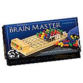 Brain Master Logic Game