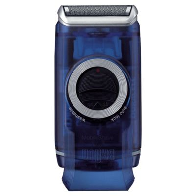 Braun Pocket Go M60b MobileShave Portable Shaver with Smart Foil