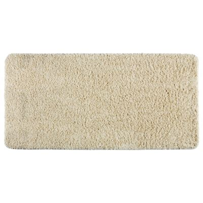 Tesco Rugs Shaggy Rug 60X110Cm, Natural