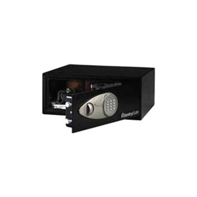 Sentry Medium Size Laptop Electronic Lock Black X075