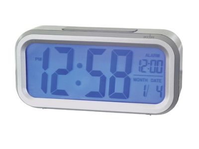 Acctim 13387 Janus Blue Backlight Led Alarm