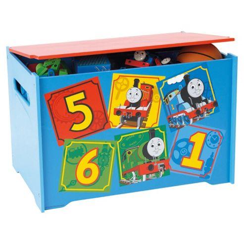 Thomas Toy Box, Blue