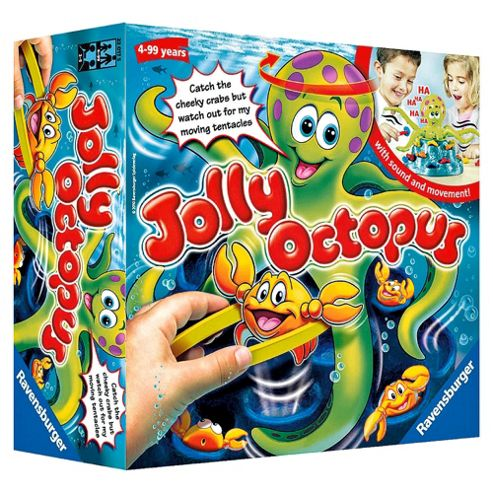 Ravensburger Puzzles Jolly Octopus Game