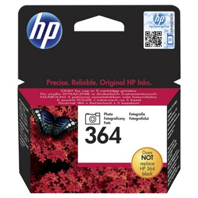 HP 364 Photo Original Printer Ink Cartridge
