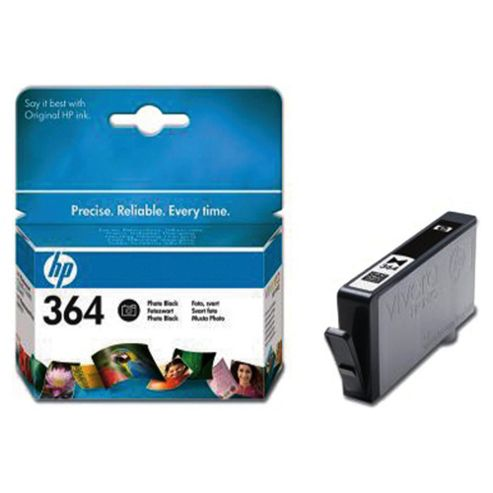 HP364 Printer Ink Cartridge Photo Black CB317EE
