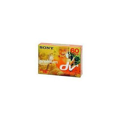 5-pack MiniDV Premium Tape - 60 min