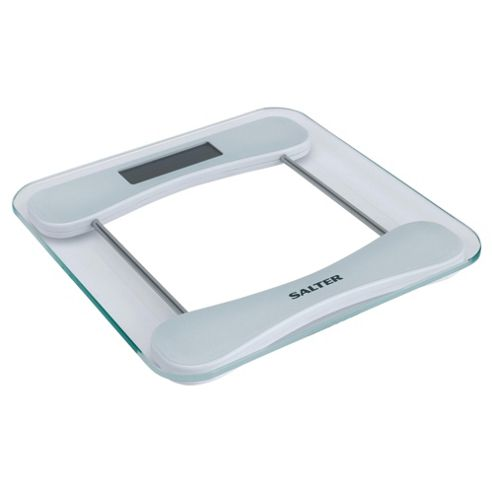 Salter Stowaweigh Glass Electronic Scale