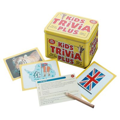 Kids Trivia Plus Quiz Set