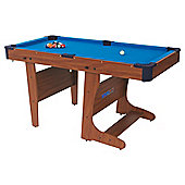 PT20-6D BCE Clifton 6' Folding Pool Table
