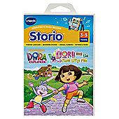VTech Storio Dora The Explorer Software