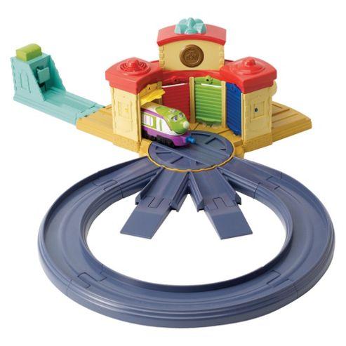 IMC Chuggington Roundhouse Playset