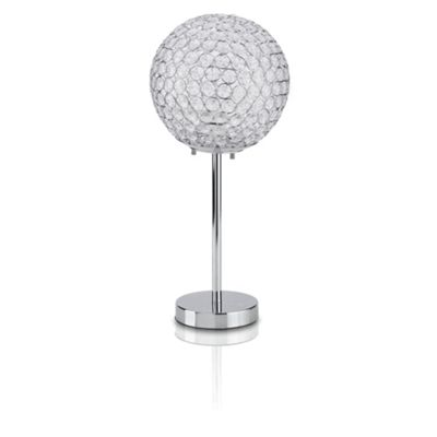 Tesco Lighting Disco Ball Table Lamp