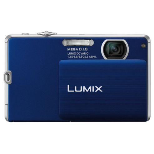 Panasonic FP3 - Blue (14MP - 4x Optical Zoom) 3 inch LCD