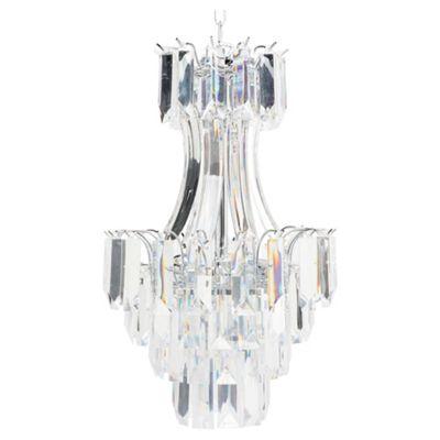 Tesco Lighting Luxuriance Chandelier