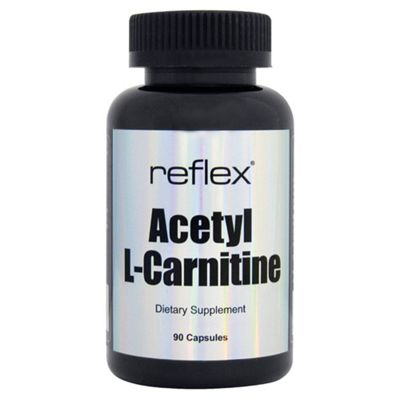 Reflex Nutrition Acetyl L Carnitine 90 x 500mg Caps