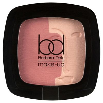 Barbara Daly Cheek To Cheek Powder Blush - Petal
