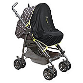 SnoozeShade - The Pram & Stroller Blackout Blind (UPF50+)