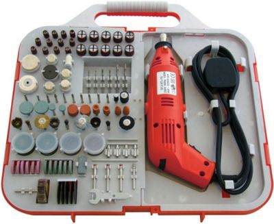 Am-tech 162pc Mini Drill Tool Kit