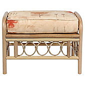 Desser Morley Footstool & Monet Cushion