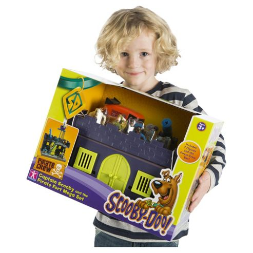 Scooby-Doo! Pirate Fort Mega Playset