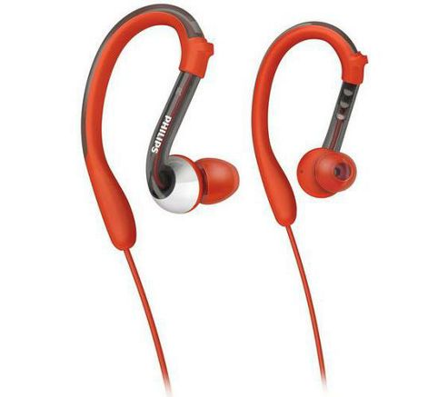 Philips ActionFit SHQ3000 Sports Ear Hook Headphones