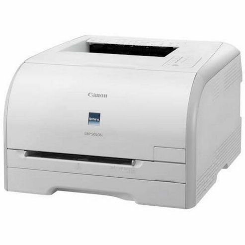 Canon I-Sensys LBP 5050N Colour Laser Printer