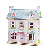 Le Toy Van Traditional Wooden Dolls House - Mayberry Manor (Dollhouse)