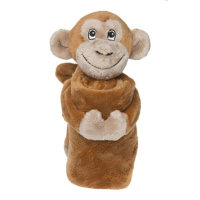 Bobo Blankies - Monkey