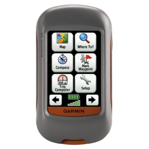Garmin Dakota 20 GPS Handheld